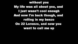 SPM Feat JC - Cool Enough (Lyrics)