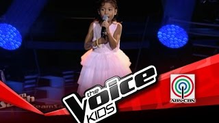 "The Voice Kids Philippines Sing Offs ""Dance with my Father (Tagalog Version)"" by Lyca"