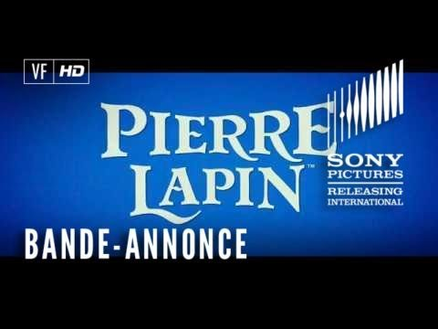Pierre Lapin  	Sony Pictures Releasing France