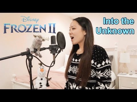 Into the Unknown - Idina Menzel & Aurora (Grace Lee Cover) Frozen 2
