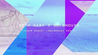 "Beth Hart x GOLDHOUSE – ""Sugar Shack"" Remix (Official Visualizer)"