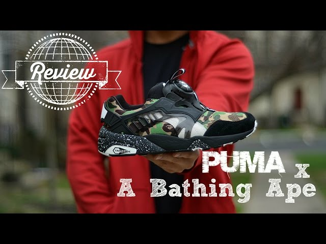 4d271db2b1eff Puma Disc Blaze x BAPE - All Colors for Men & Women [Buyer's Guide ...