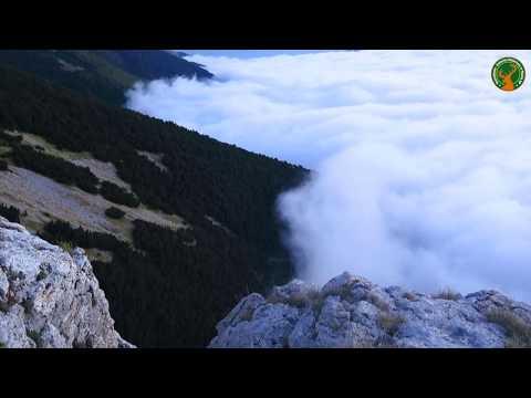 Preview video Tramonto sul Monte Rapina nel Parco Majella