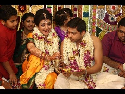 DD - Divyadharshini wedding - A grand celebration