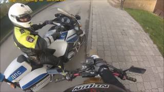 Погоня ДПС за мотоциклом 2017/Ушёл от ДПС на мотоцикле 2017 #3