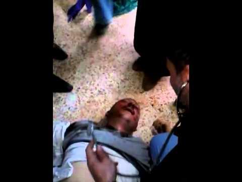 فيديو قائد الطائرة التي سقطت امس بريف ادلب 22 3 2015