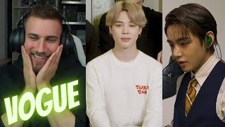 "BTS VMAs ""Dynamite"" Getting Ready 