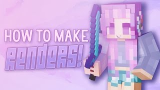 HOW TO MAKE MINECRAFT RENDERS IN C4D EASY | ADVANCE STEVE RIG |