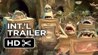 The Boxtrolls International TRAILER 1 (2014) - Stop-Motion Animation Movie HD