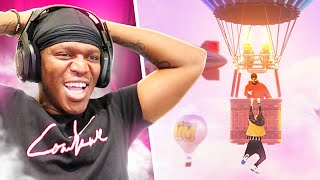 REACTING TO MINIMINTER & RANDY – THE HELIUM SONG