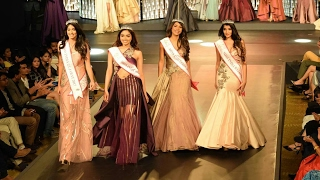 Femina Miss India West 2017 Crowning Moments