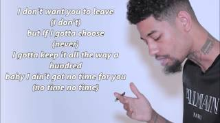 PnB Rock - No Time Lyrics