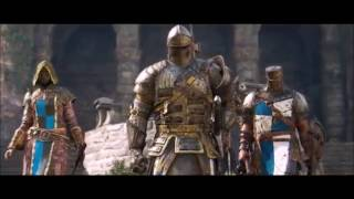 For Honor Knight GMV Tribute: Dream Evil The Chosen Ones