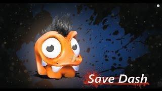 Save Dash - Аналог Geometry Dash (обзор-летсплей на Android)