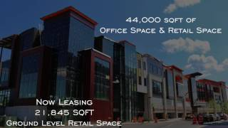 NOW LEASING - Class A Harborside Office Space