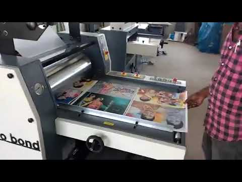 Double Side Laminating Machine