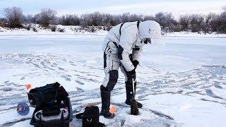 Атмосферное давление для рыбалки на щуку зимой