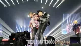 180915 Talk + Boyz with Fun 흥탄소년단 @ BTS 방탄소년단 Love Yourself Tour in Fort Worth Fancam 직캠