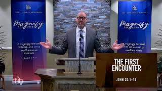 """Easter Sunday, April 12, 2020 • AM — """"The First Encounter"""""""
