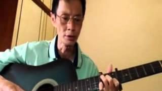"""LOUIS黃世勇(奎凱)吉他彈唱-銀霞【夢與詩】與""""素素""""合唱曲"""