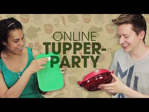 Online-Tupperparty! - Tupperware-Haul & -Review