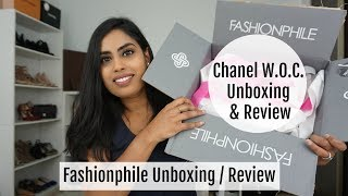 c8a10ef0a1a4 Chanel W.O.C. Reveal | Fashionphile Unboxing / Reveal + Review | Samadhi  Herath