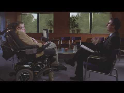Interview marrante de Stephen Hawking (anglais)
