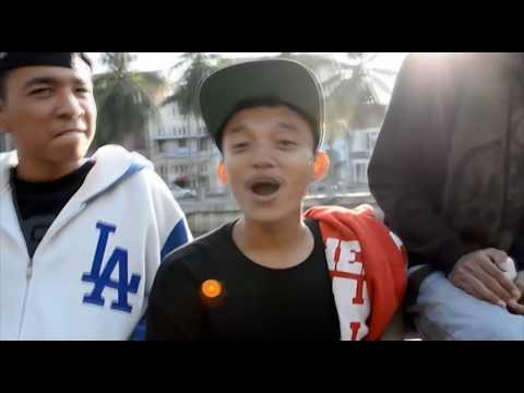 Ch3 feat Wandeys - Bodo Amat (Official Video)