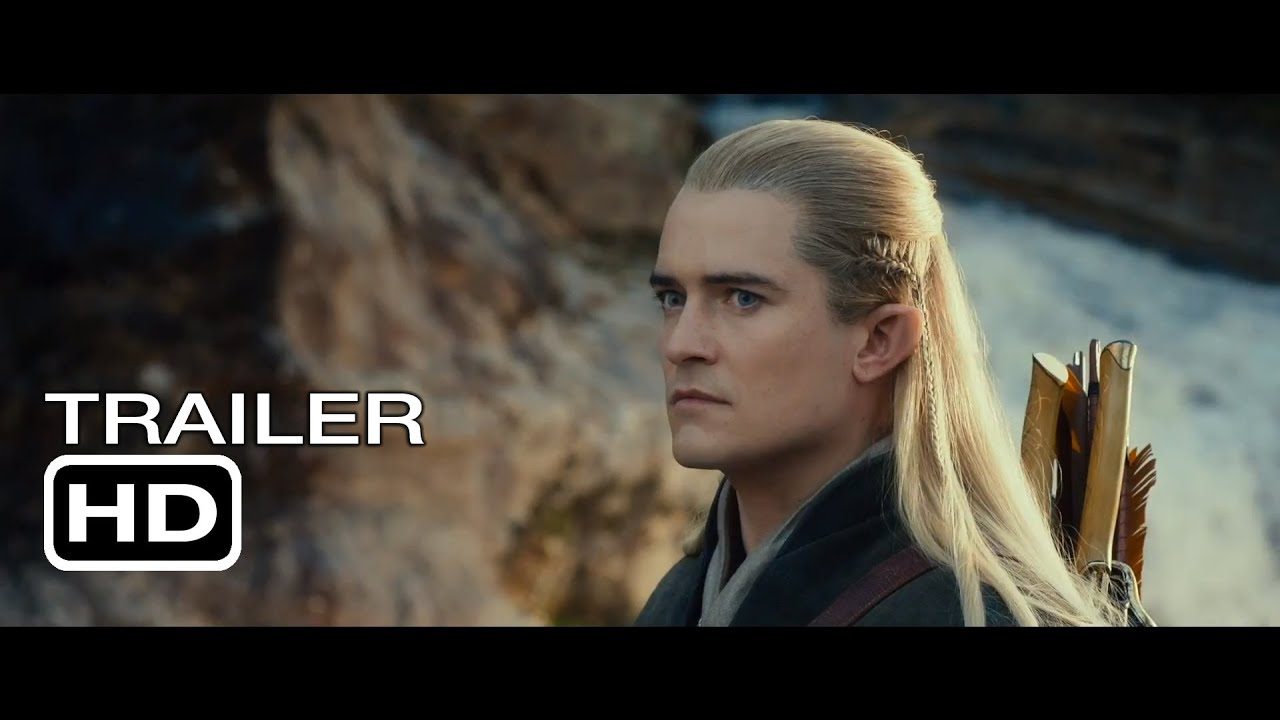 Movie Trailer #2: The Hobbit: The Desolation of Smaug (2013)