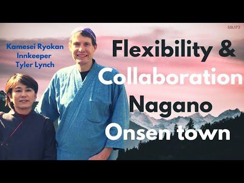 Sustainable Tourism, Innovation + Hospitality in Nagano   Tyler Lynch #ssl172