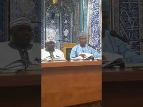 DAY 24 RAMADAN TAFSIR 2018 - SHEIKH ISA ALI PANTAMI (VIDEO)