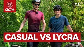 What To Wear For Cycling: Loose Vs Lycra Clothing