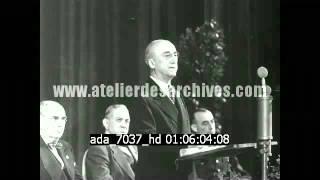 """Le """"Speech of Hope"""" de James F. Byrnes"""