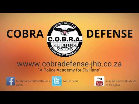 COBRA Self Defense Video