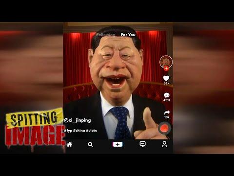 Jak používat TikTok podle Si Ťin-pchinga