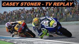 MotoGP 2018 Mod | Casey Stoner | TT ASSEN | TV REPLAY | 2012 Historic PC GAME