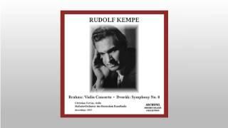Brahms  Violin Concerto In D Major, Op  77   1  Allegro Non Troppo