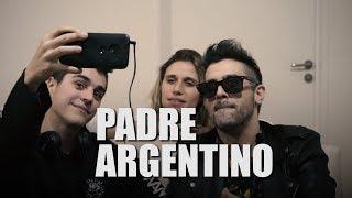GUILLE AQUINO | Sketch - PADRE ARGENTINO