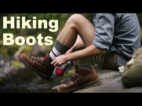 Five Great Hiking and Backpacking Boots