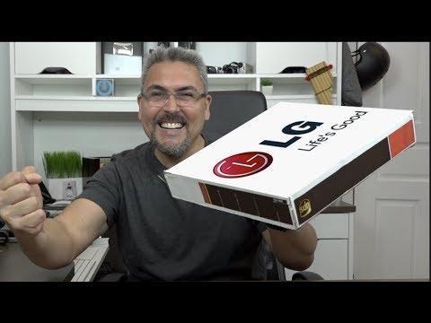 LG me envió una cajita   Unboxing y comparativa