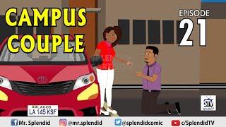 CAMPUS COUPLE EP21 (Splendid TV) (Splendid Cartoon)