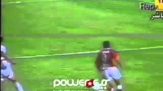 هدف النجم الساحلي ضد الزمالك 1999 - قيس الغضبان