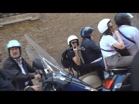 Zběsilá jízda po Římě