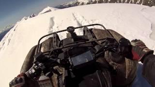 Алтай курайский хребет на квадроциклах 3000метров высота