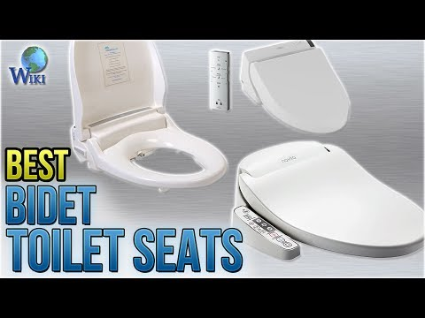 10 Best Bidet Toilet Seats 2018