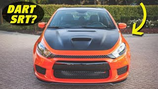 The Story Of The Dodge Dart SRT4 - Confirmed & Cancelled (& Goes Like Hell Concept)