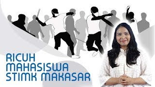 Emosi Mahasiswa di Makassar Bakar Bangku Kuliah di Tengah Lobi, Diduga Ini Penyebabnya