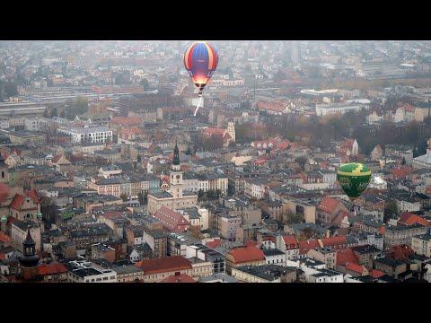 Wideo1: Balonowe Święto Niepodległości