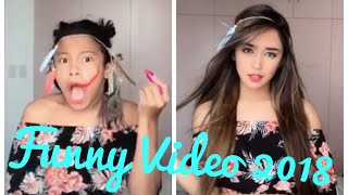 Gambar cover Funny Videos 2018 ●  Best Vines Compilation Tik Tok April