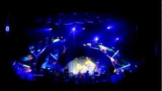Monkey Riches live by Animal Collective at the Fox Theater